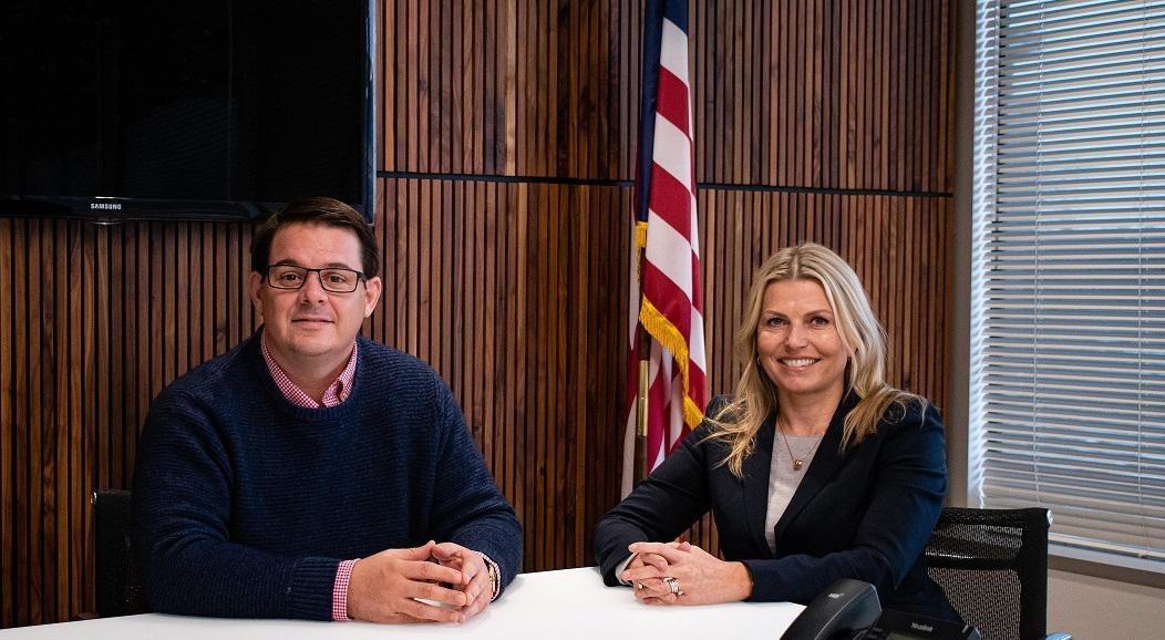 Alfonso Castillero, COO & Hege Solstad, General Manager