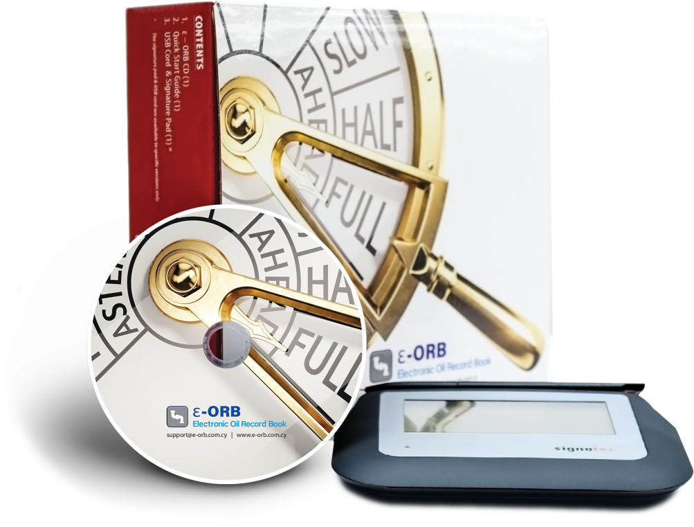 e-ORB Software Package
