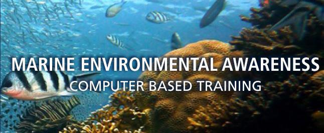 Marine Environmental Awareness Computer Based Training