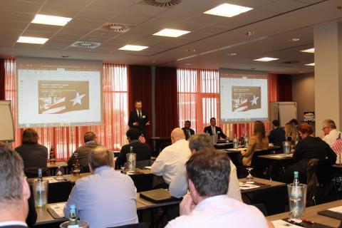 LISCR Hamburg Hosts Regulatory Update Seminar
